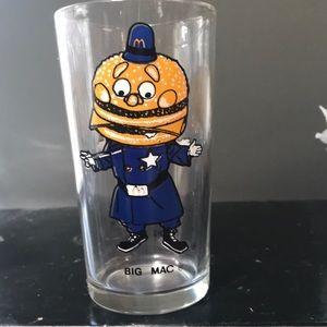 Burger King glass